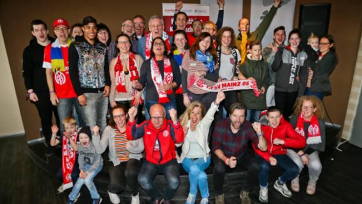 Fußball erleben mit RPR1 hilft und Lotto Rheinland-Pfalz